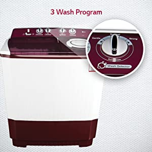Wash it your way