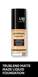 Covergirl TruBlend Pressed Powder