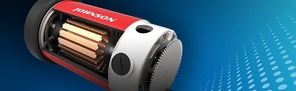 Powerful, 2.75 CHP Motor on Horizon Fitness T202 Treadmill