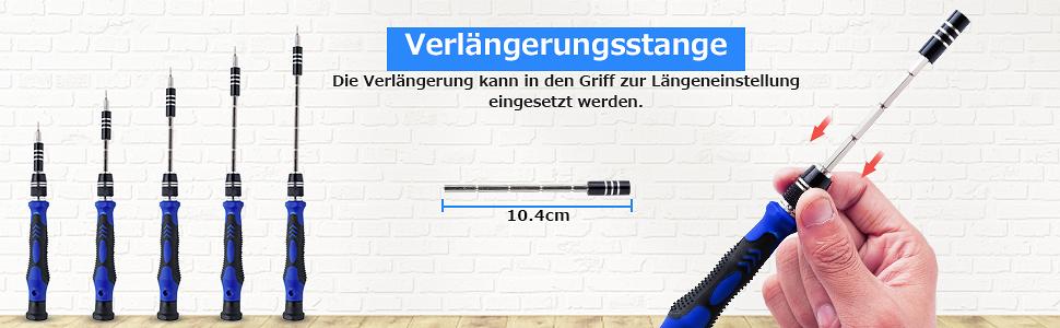 78 in 1 Präzisions-Schraubendreher-Set