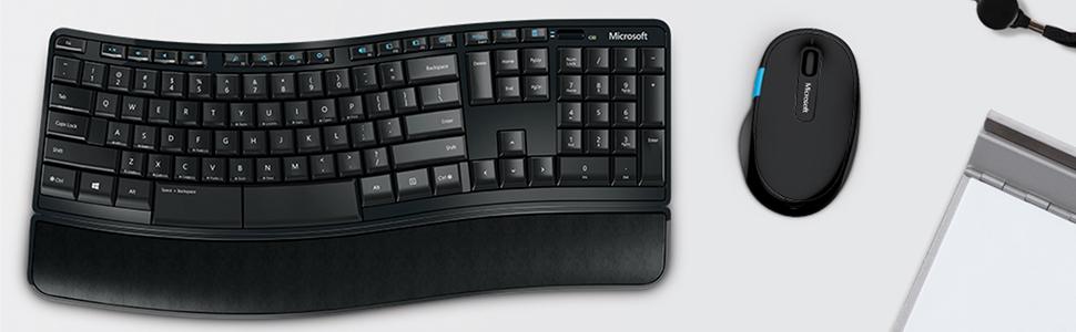 Wireless Comfort Desktop 5050