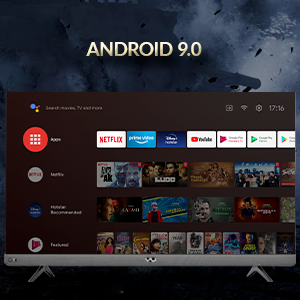 Official Android 9.0, Google Play Store