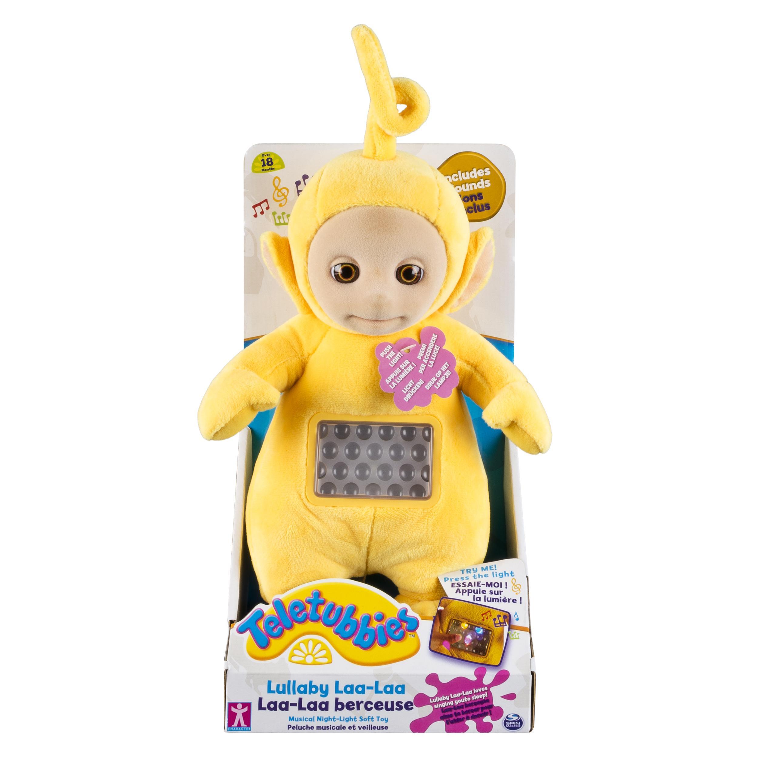 """Laa Laa: Amazon.com: Teletubbies 10"""" Lullaby Laa Laa: Toys & Games"""