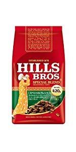 ヒルスコーヒー,ヒルズコーヒー,レギュラーコーヒー,コーヒー豆,粉,大容量,hills,coffee,ブレンド,スペシャル