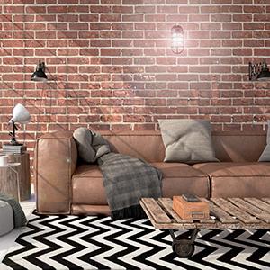Relaxdays Grau Wandleuchte im Industrial-Style Vintage-Look Wandspot aus Metall HBT 26 x 10 x 26 cm