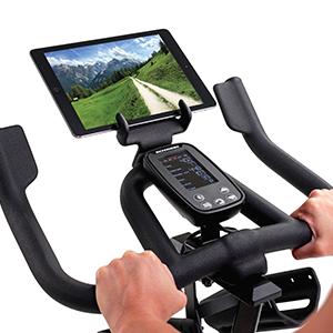 Schwinn IC4 Indoor Cycling Bike Media Shelf