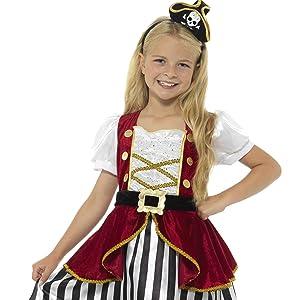 Deluxe Pirat Mädchen