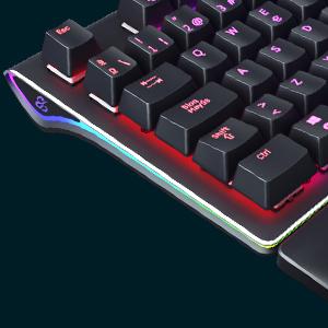 Newskill Serike Switch Red - Teclado Mecánico Gaming con ...