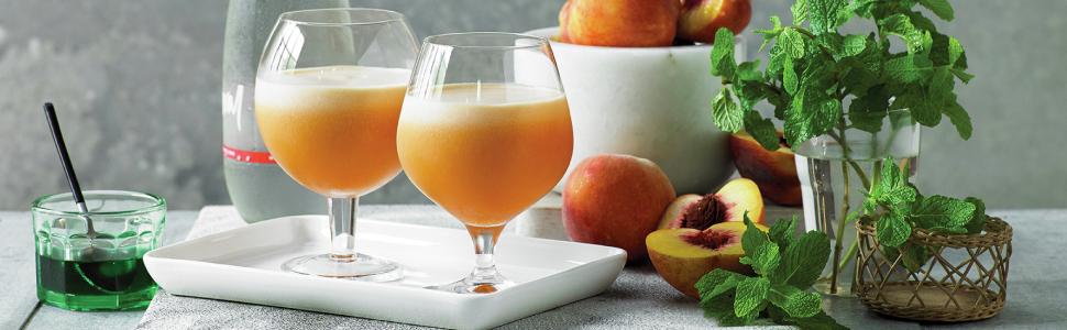cold fruit beverages