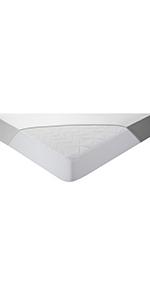 Protector de colchón acolchado Lyocell. Impermeable