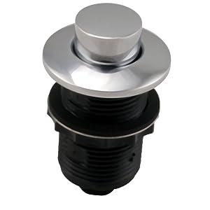 Raised Button Disposal Air Switch Trim