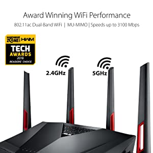 Wireless AC3100 Gigabit Router: Amazon com: Onyx Co