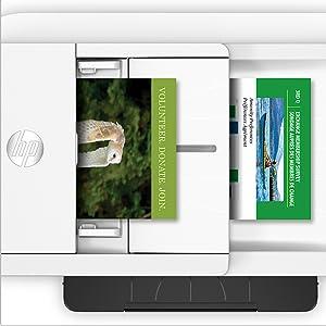 Impresora multifunción HP OfficeJet Pro 7730 de formato ancho
