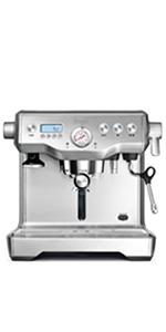 the Dual Boiler von sage appliances