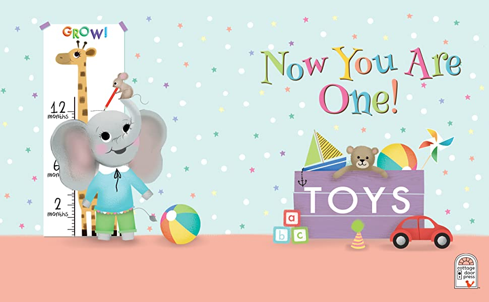 now you are one year old little bird greetings childrens board book first birthday