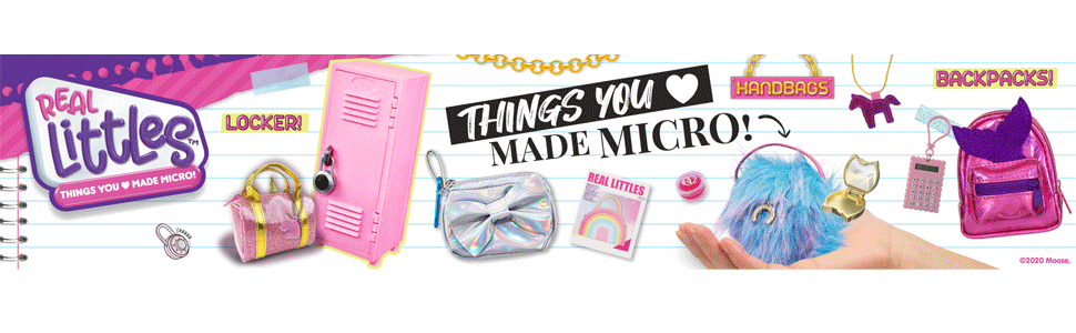 Real Littles Locker - Things you made micro!