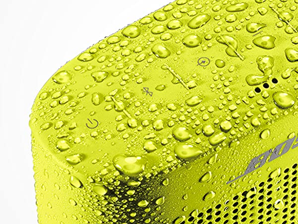 soundlink color ii, yellow speaker, waterproof speaker, google, bluetooth, wifi