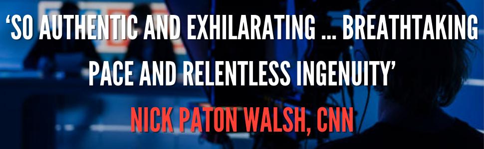 Nick Paton Walsh jacket quote, CNN