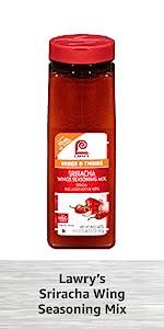 Sriracha Wing Seasoning Mix