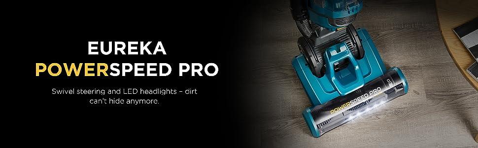 Eureka Powerspeed Pro 192A upright vacuum cleaner