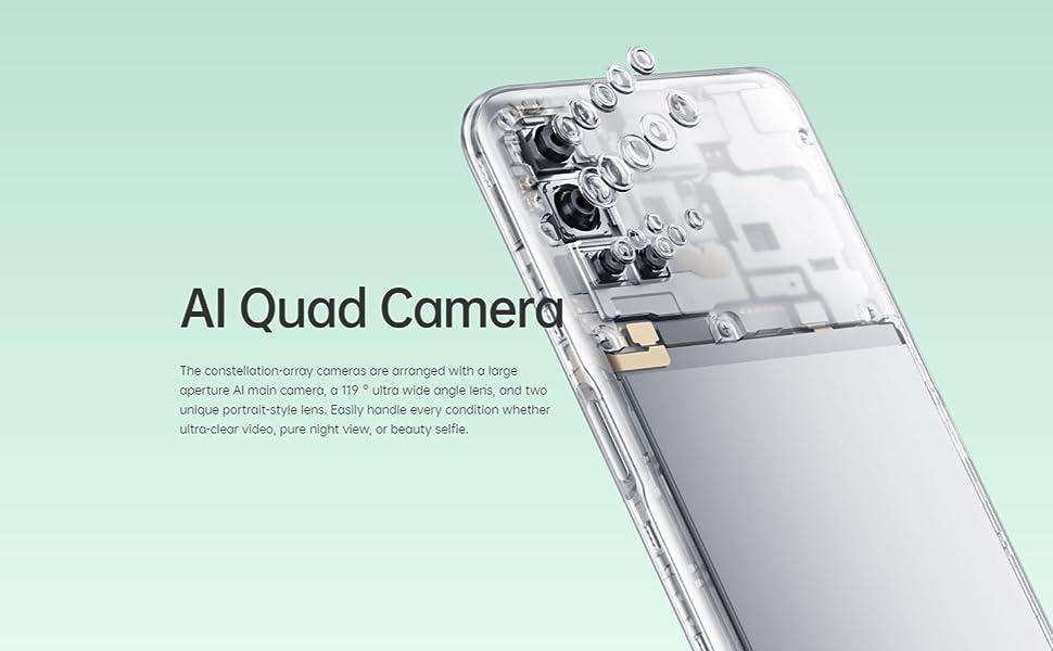 AI, Quad Camera