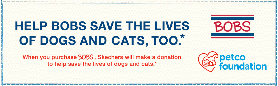 Skechers Bobs For Dogs and Cats