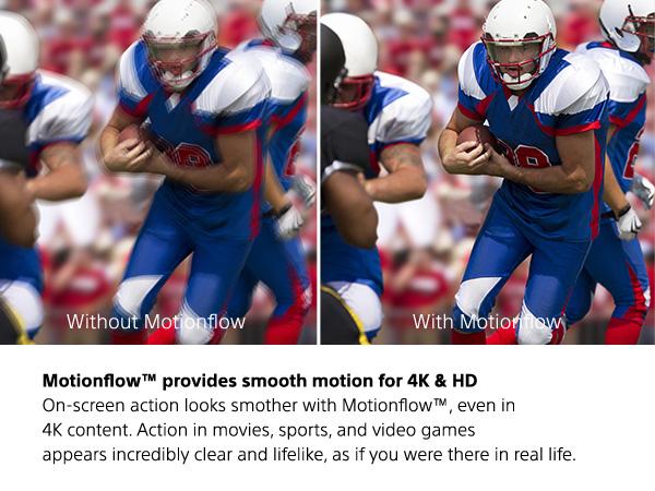 4K Motionflow