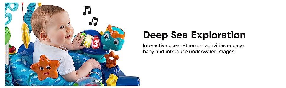 deep sea exploration inspire curiosity baby's love to learn