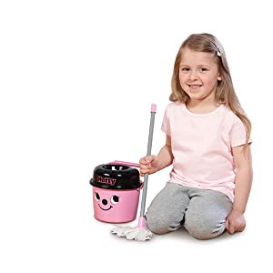 Hetty Mop and Bucket