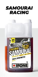 Samourai Racing IPONE motorolie