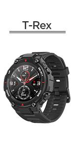 Amazfit T'rex Smartwatch