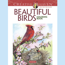 Adult Coloring, Birds, Animals