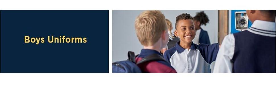 boys school uniforms french toast