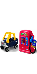 Little Tikes Cozy Truck and Cozy Pumper