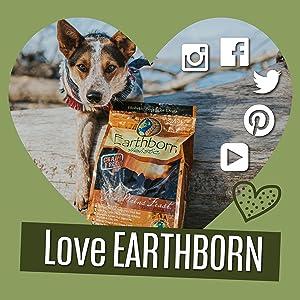 Love Earthborn, Social Media