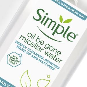 Dagelijkse Huid Detox Oil Be Gone Micellair Water met micellaire reinigingstechnologie reinigt & matteert