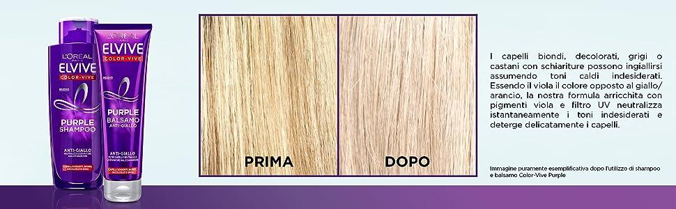 Capelli decolorati, capelli grigi, capelli con schiariture, capelli schiariti, capelli biondi