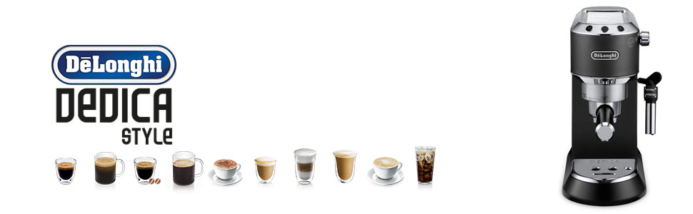 black coffee machines delonghi