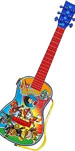Claudio Reig -2533- Paw Patrol Teclado con pie, micrófono y banqueta · Claudio Reig -2510- Paw Patrol Conjunto guitarra y micrófono · Claudio Reig -2535- ...