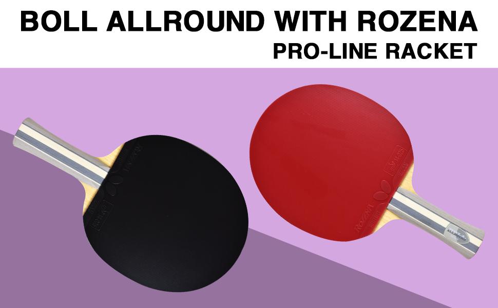 Boll Allround FL Pro-Line with Rozena
