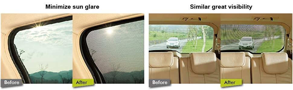 3D MAXpider S1FR0291 Soltect Side Window Custom Fit Sun Shade for Select