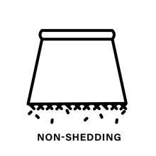 Non Shedding