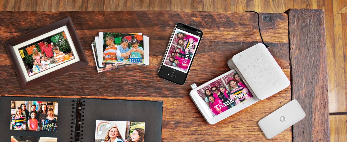 sprocket app studio easy printing portable