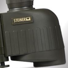 Steiner binocular rubber armoring