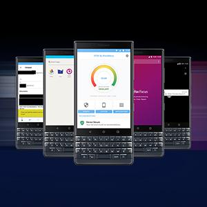BlackBerry Key2LE with DTEK by BlackBerry