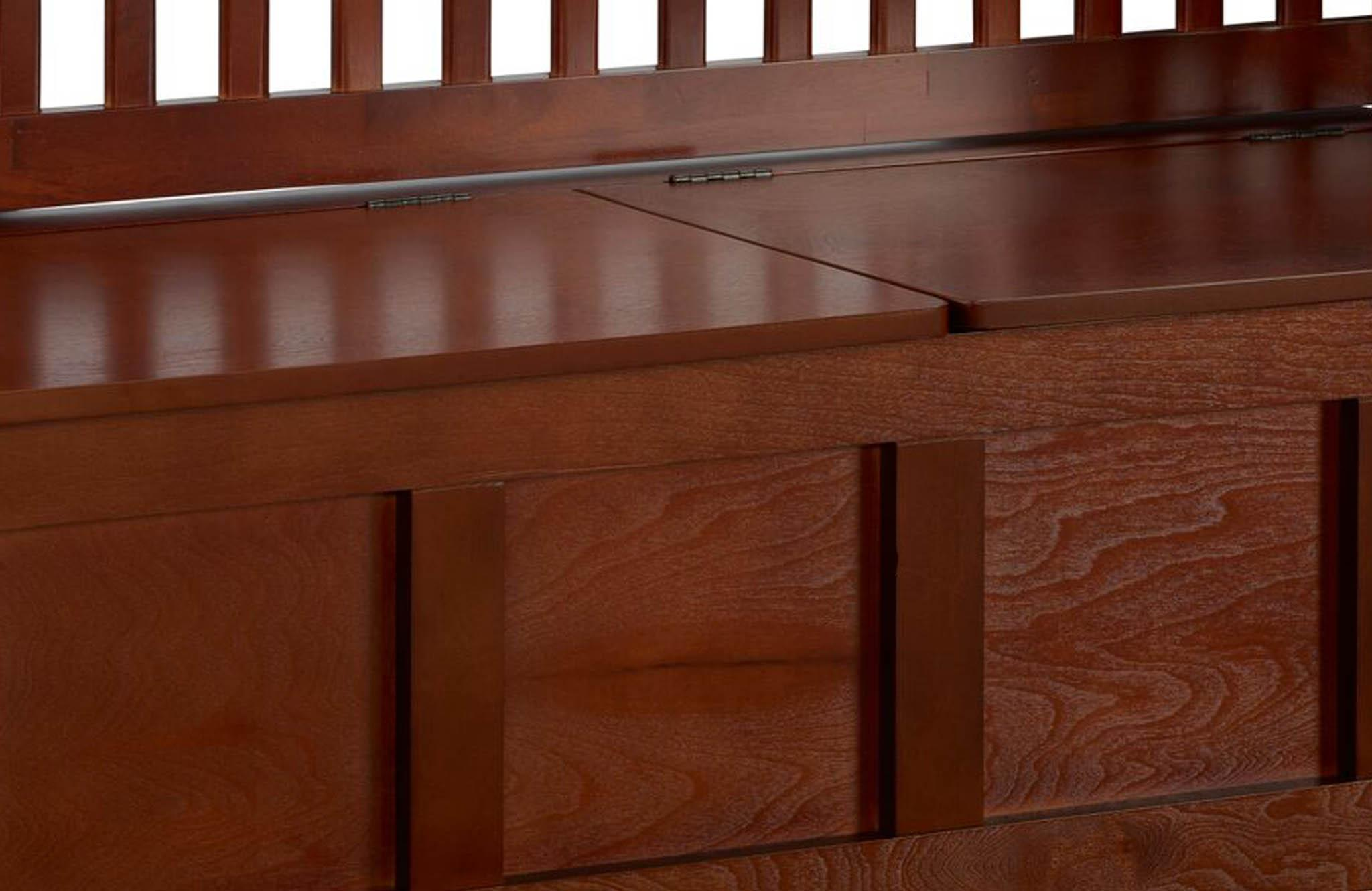 Linon Home: Amazon.com: Linon Home Decor Storage Bench With Short