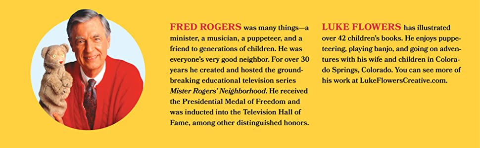 A Beautiful Day In The Neighborhood The Poetry Of Mister Rogers Mister Rogers Poetry Books Rogers Fred Flowers Luke 9781683691136 Amazon Com Books