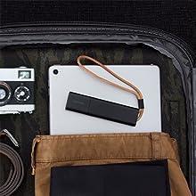 sécurité, alzheimer, bracelet, objet connecté, tracker, traceur, valise, bagage, cabine, perte, LoRa
