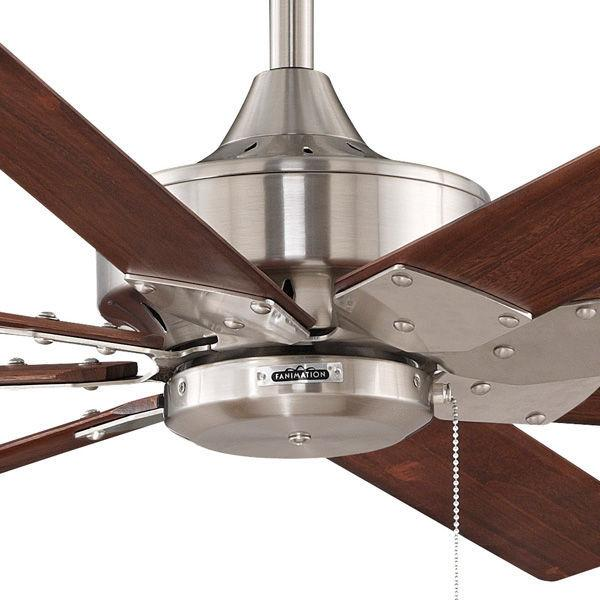 14 Ceiling Fans That Don T Look Terrible: Fanimation FP7910OB Levon 8 Blade Ceiling Fan, 63 Inches