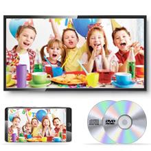 VHS; DVD; מצלמת וידאו; וידאו ביתי; VHS ל- DVD; המר VHS; דיגיטיז VHS; המרת וידאו; צורב DVD
